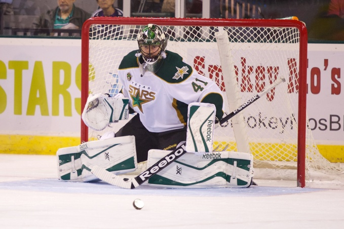 Cristopher Nilstorp (Photo by Christina Shapiro/Texas Stars)