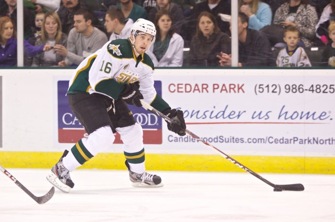 Curtis McKenzie has agreed to a two-year extension with Dallas. (Photo by Christina Shapiro/Texas Stars)