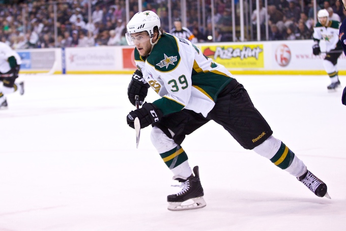 Brendan Ranford is looking for a Calder Cup. (Photo by Christina Shapiro/Texas Stars)