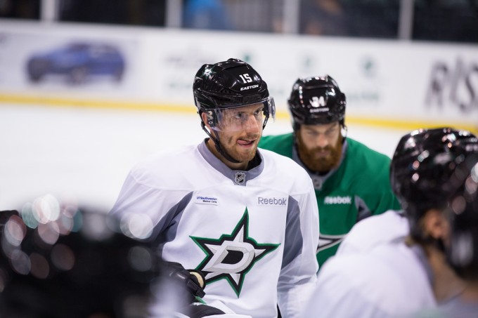 Patrik Nemeth has joined the Texas Stars on a conditioning stint. (Photo by Christina Shapiro/Texas Stars)